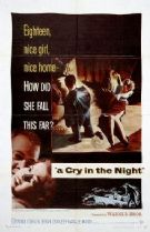 A Cry in the Night 1956 DVD - Edmond O'Brien / Brian Donlevy